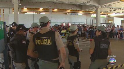 Polícia indicia vigilante por morte de passageiro em terminal do Recife