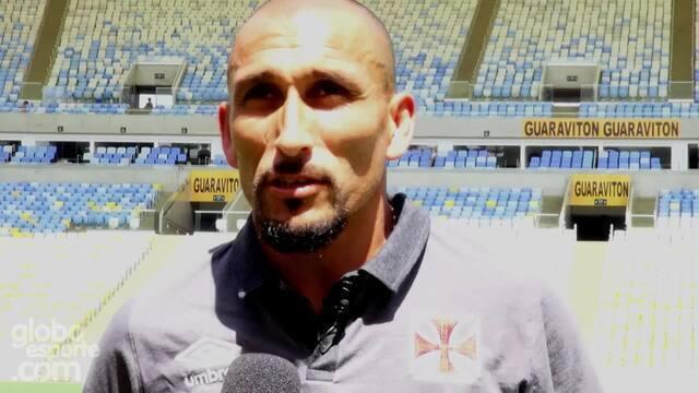 Vasco leva atletas e ídolos ao Maraca para promover confronto com o ... 89f423ec9095d