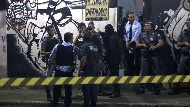 Uma das vítimas de chacina em SP era o alvo dos criminosos, diz polícia