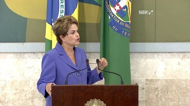 Dilma discutirá pauta do Congresso com governadores nesta quinta