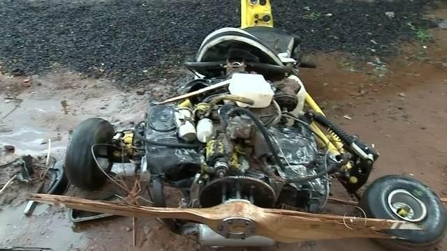 [Brasil] Adolescente morre em acidente de ultraleve no interior de SP 4581380
