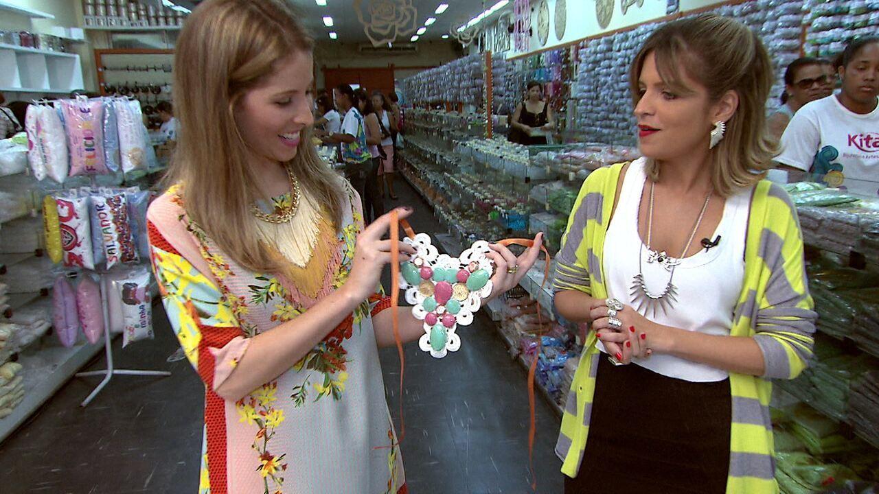 Adesivo Estrela Kalunga ~ Quer aprender a fazer uma Maxi Bijoux? Rede Bahia Mosaico Baiano Catálogo de Vídeos
