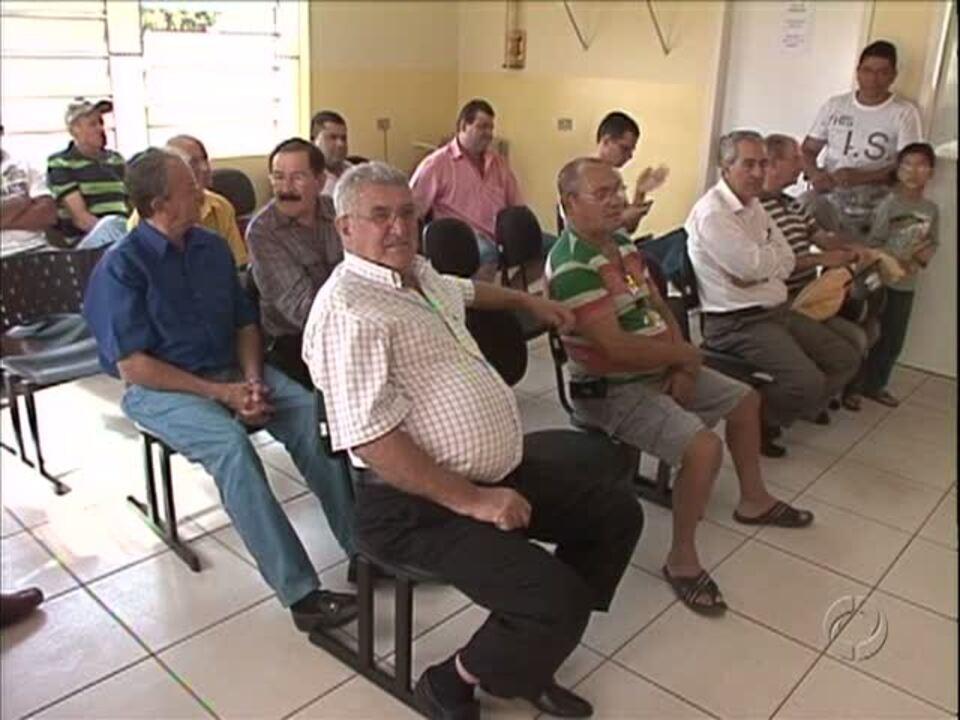 baf6f2245 Homens procuram atendimento em postos de saúde no fim do Agosto Azul - G1  Paraná - Paraná TV 1ª Edição - Vídeos - Catálogo de Vídeos
