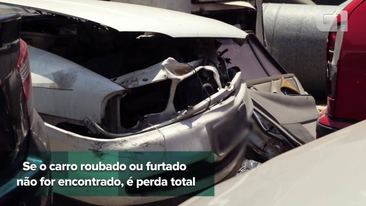 fdf931802cf Guia Prático  54  você sabe quando um carro tem  perda total   - G1 Carros  - Guia Prático - Dicas úteis sobre carros e motos - Vídeos - Catálogo de  Vídeos