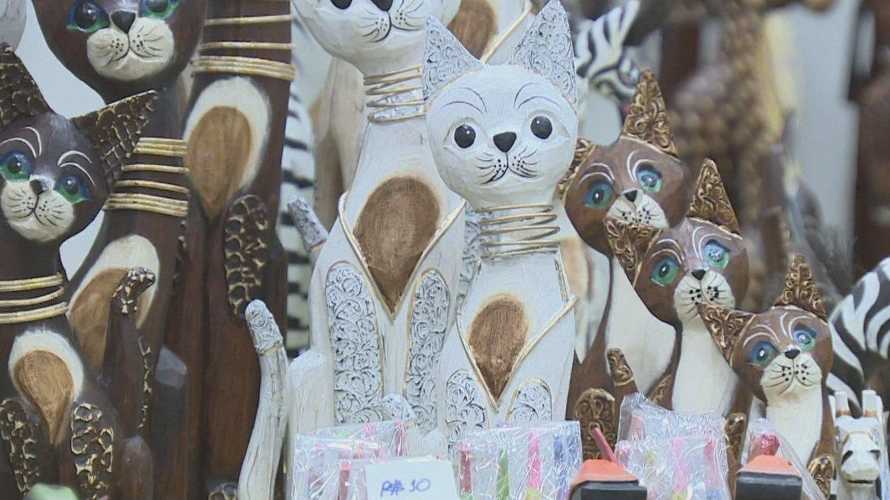Aparador Com Gavetas Branco ~ Porto Velho recebe feira internacional de artesanato e moda G1 Rond u00f4nia Bom Dia Amaz u00f4nia