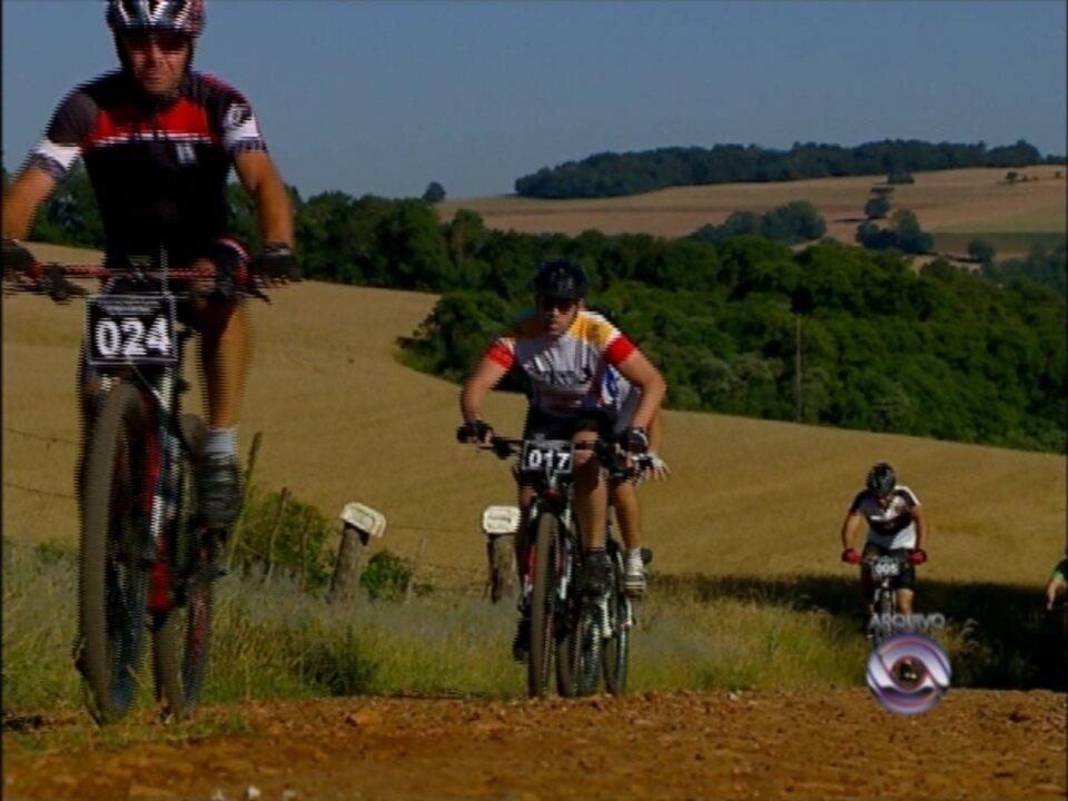 Desafio de Mountain Bike acontece neste domingo em Passo ...