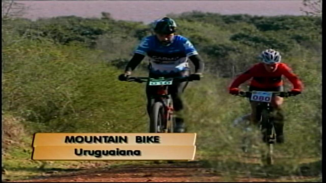 Cerca de 70 atletas participam de Moutain Bike em ...
