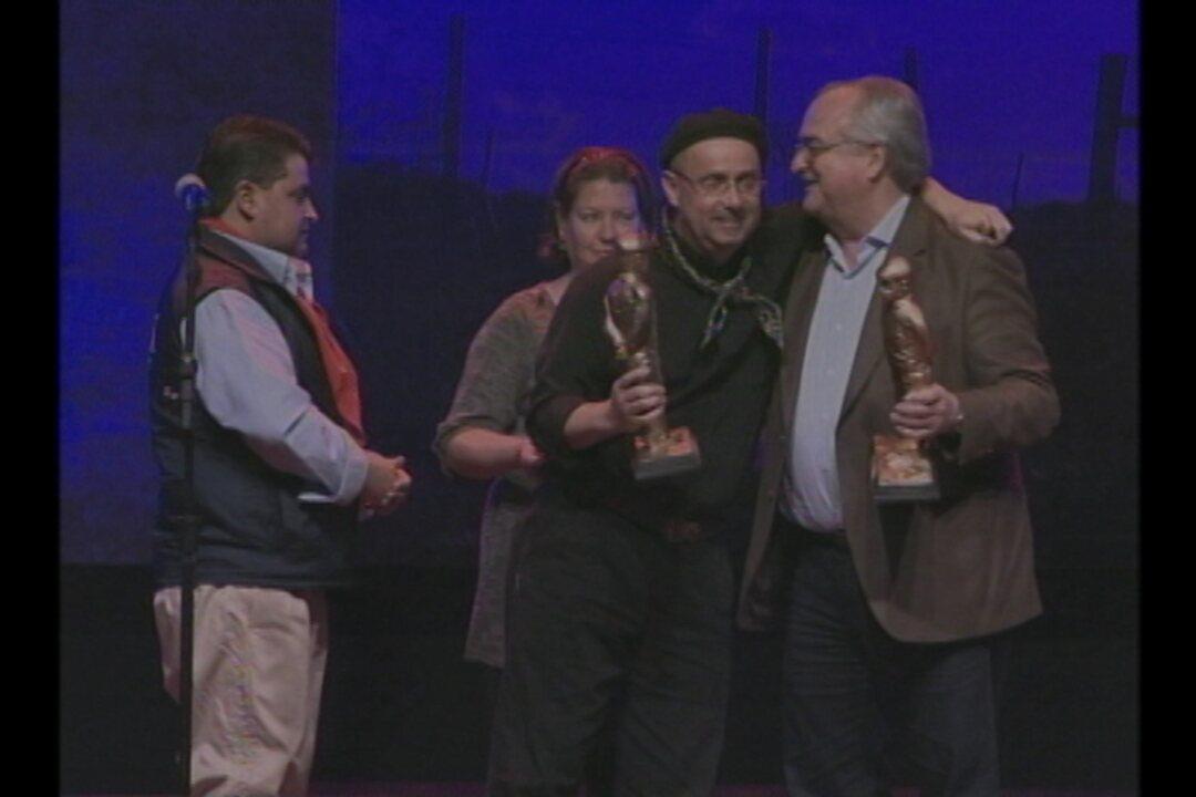 Milonga interpretada por Tuny Brum foi a vencedora da 35ª Coxilha Nativista  - G1 Rio Grande do Sul - Jornal do Almoço - Catálogo de Vídeos c3f96460e1f13