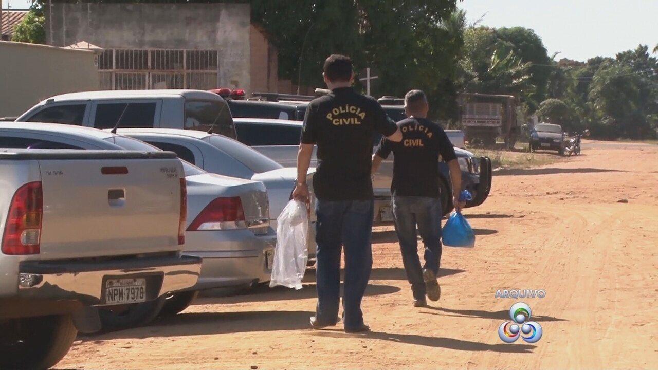Envolvidos na Operação Ostentação estão sendo julgados em Ji-Paraná
