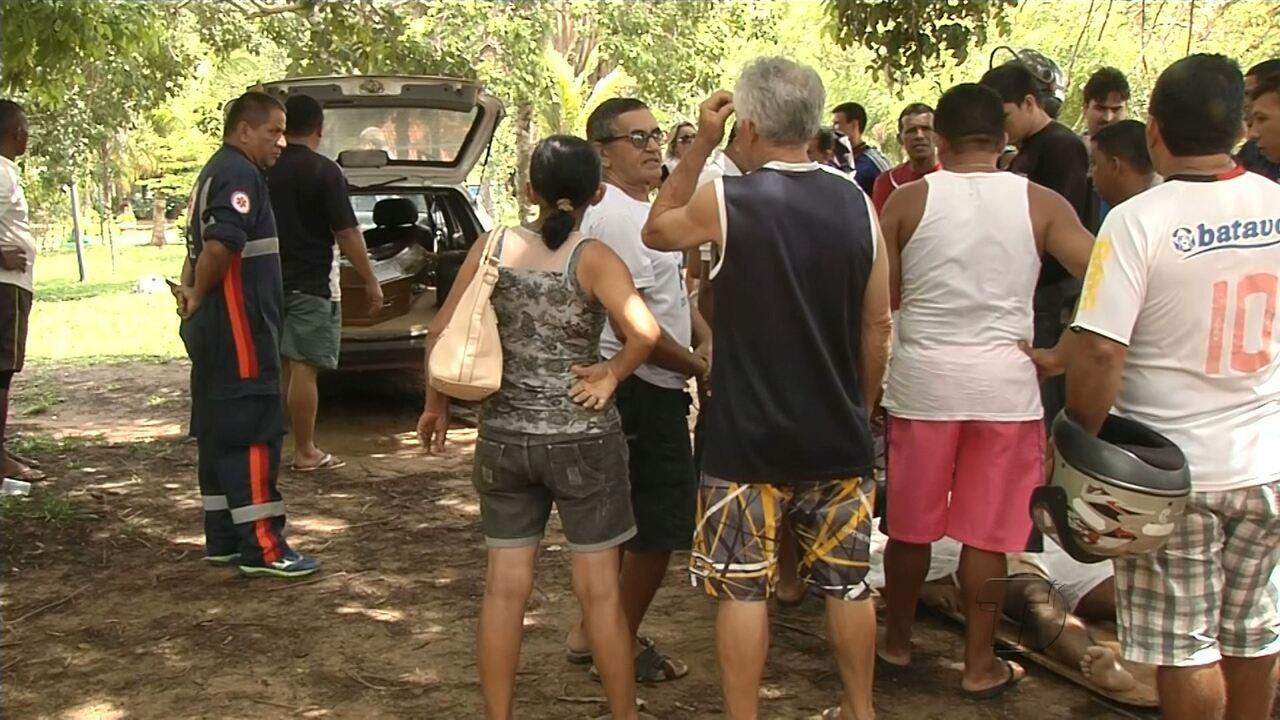 f27232b228 Homem sofre infarto e morre durante partida de futebol em Santarém ...