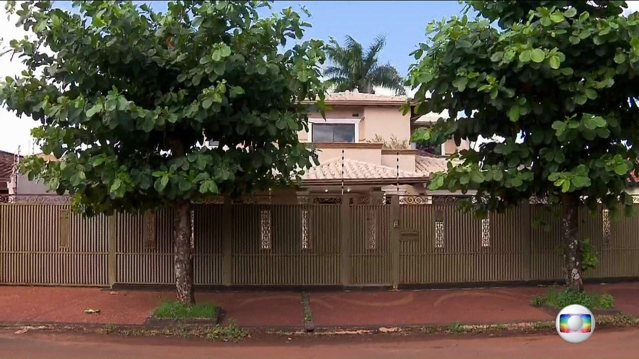 Quadrilha fez de casa em bairro nobre quartel-general do roubo no Paraguai