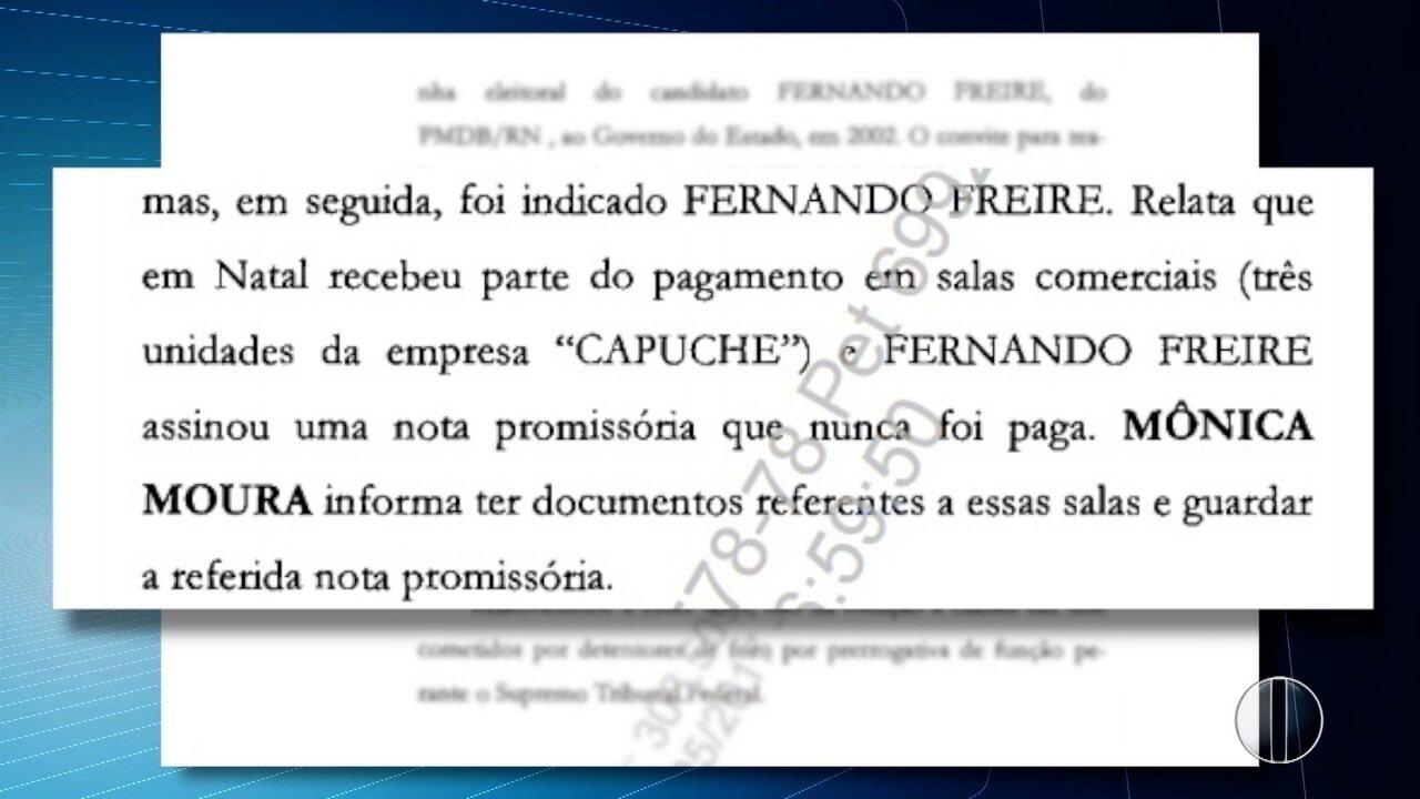 Ex-governador do RN é citado em delação premiada da 'Operação Lava Jato'