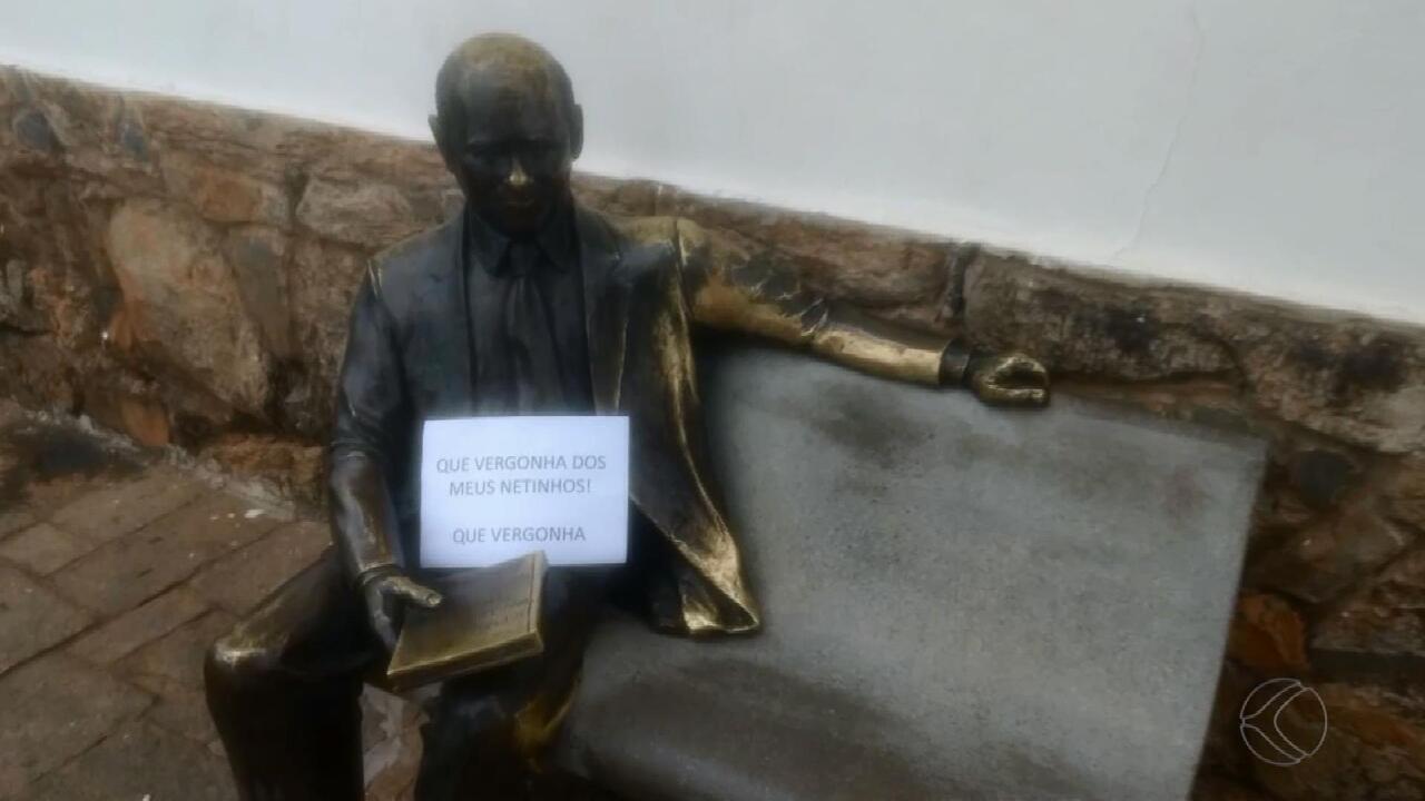 Denúncias de corrupção provocam protestos em Juiz de Fora e São João del Rei