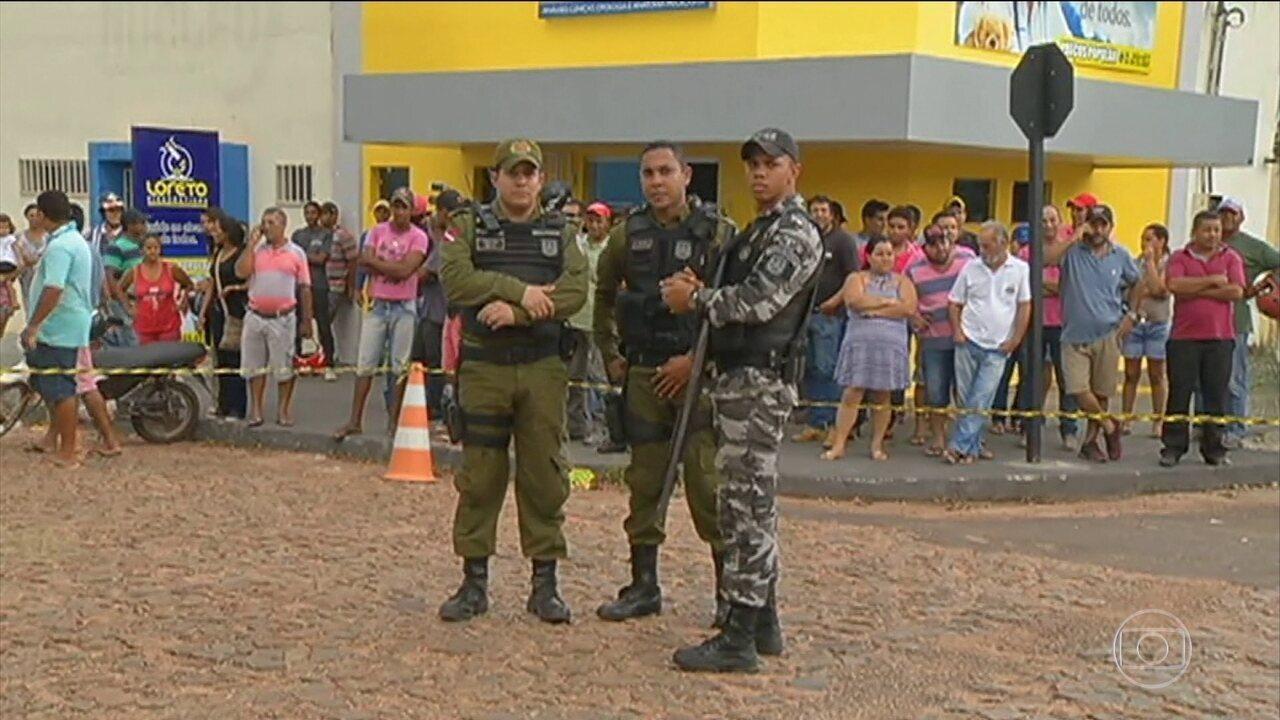 MP do PA investiga a morte de 10 pessoas durante confronto entre a polícia e posseiros