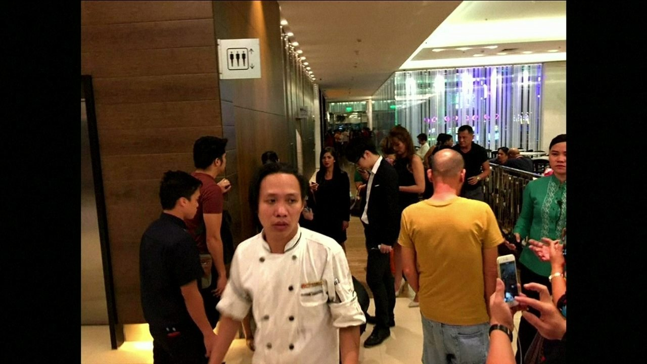 Ataque a complexo hoteleiro nas Filipinas teria matado mais de 30 pessoas