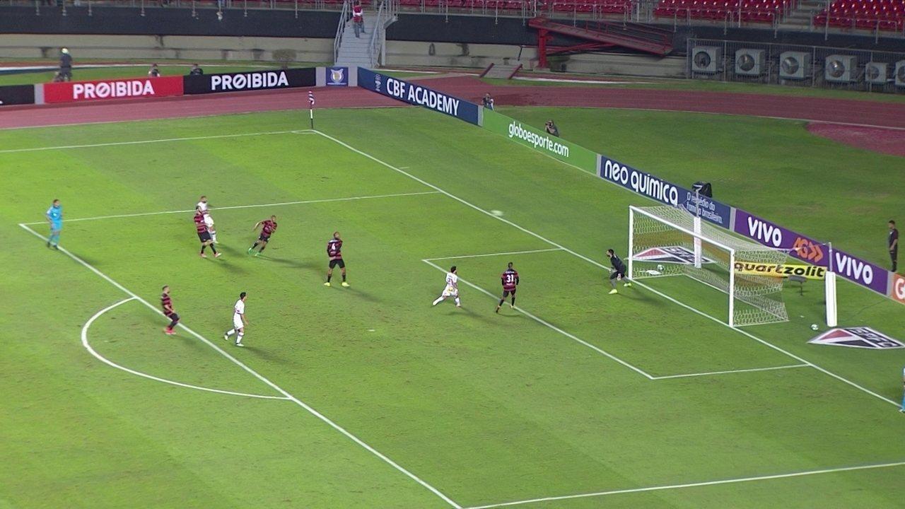 Melhores momentos: São Paulo 2 x 0 Vitória pela 5ª rodada do Campeonato Brasileiro