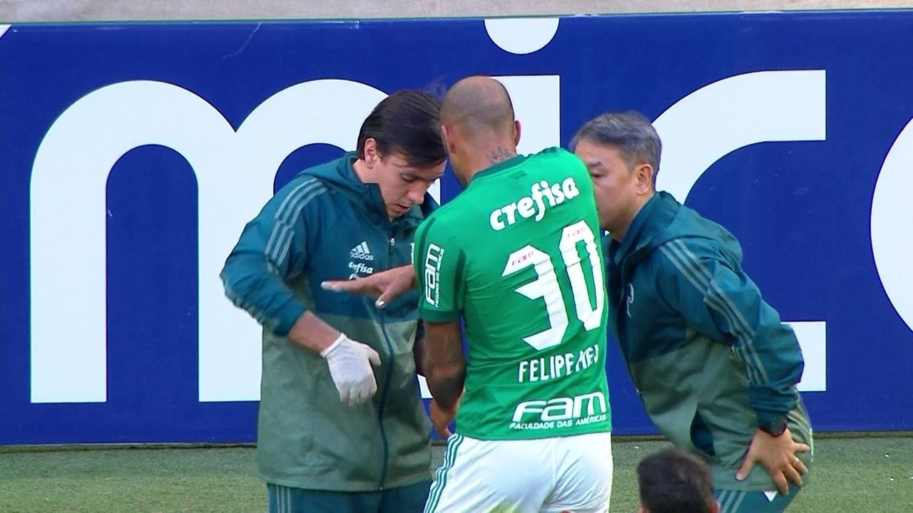Palmeiras mostra interesse em contratar o volante Bruno Henrique, ex-Corinthians
