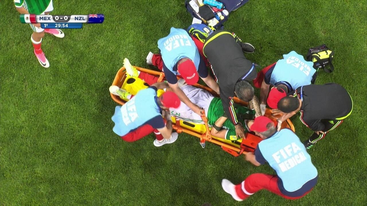 Jogando pelo empate, Portugal poupa titulares diante da eliminada Nova Zelândia