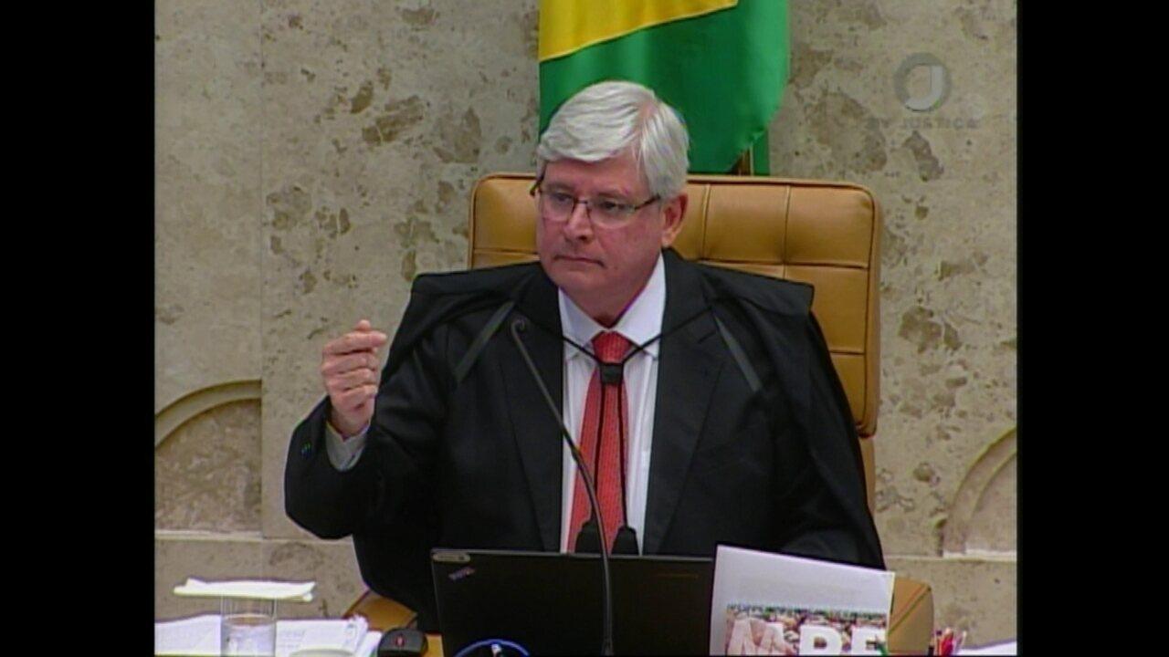 Janot contesta argumentos que pedem anulação da homologação das delações