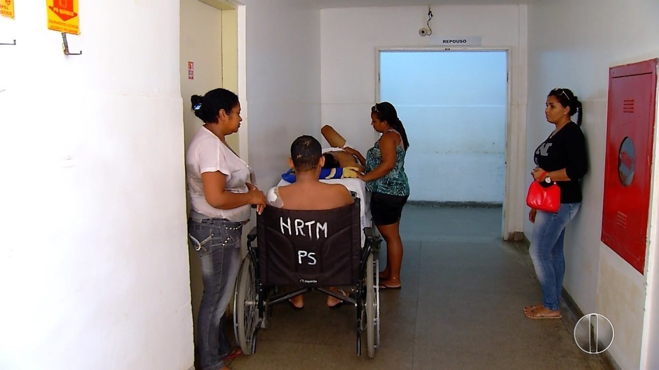 Pacientes sofrem nas filas de espera por cirurgias eletivas em hospital de Mossoró