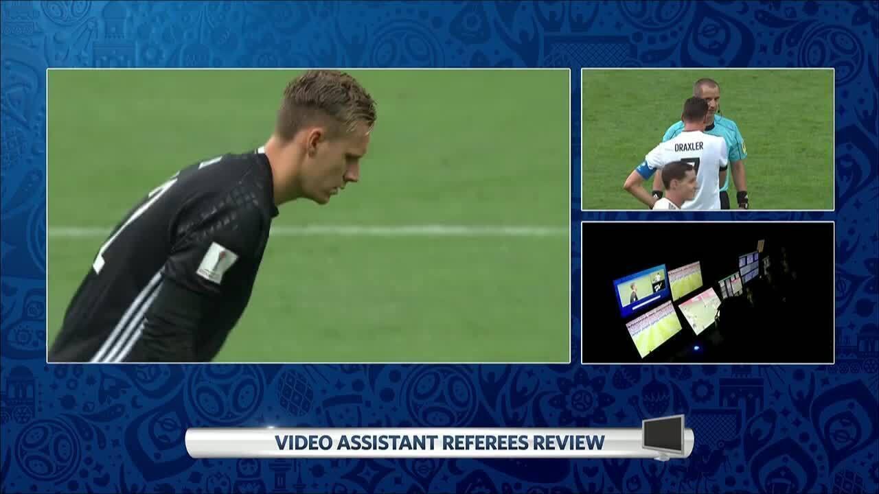 Confira gols da Copa das Confederações que tiveram a análise do árbitro de vídeo