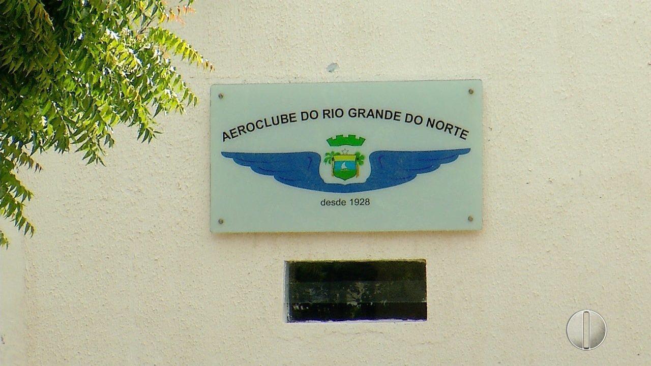 Direção do Aeroclube negocia permanência por mais 6 meses com governo do RN