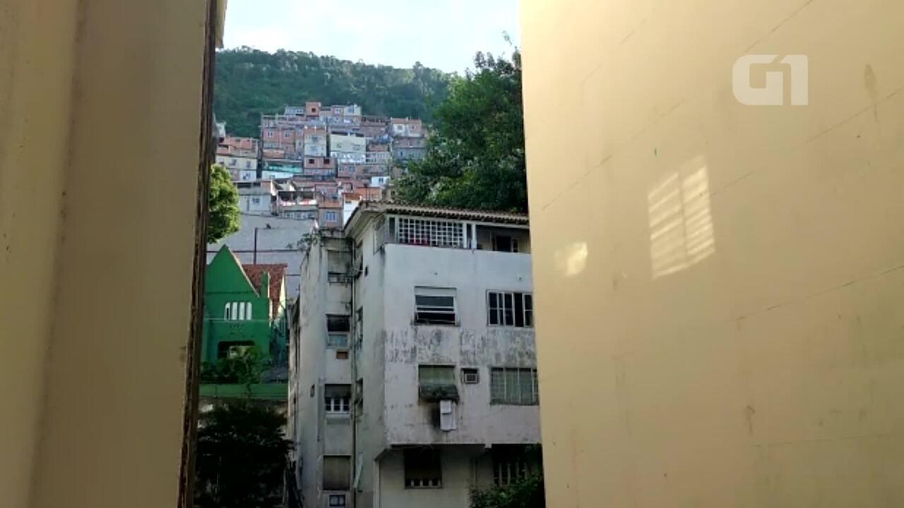 Porteiro morre atingido por estilhaços de granada durante confronto no RJ