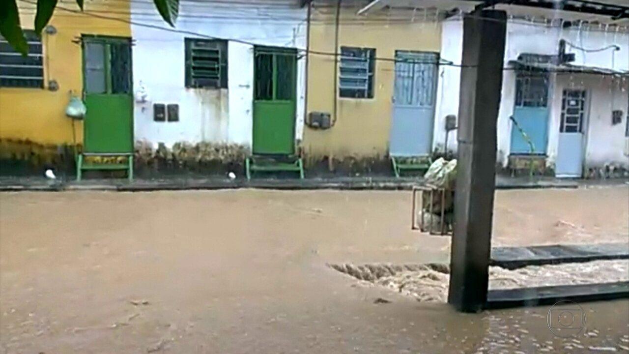 Resultado de imagem para Cabo de Santo Agostinho registra mais de um terço da chuva esperada para julho em um dia