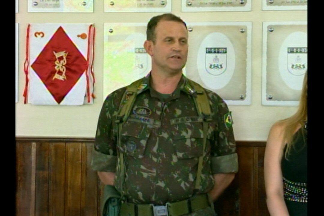 3° Regimento de Cavalaria Mecanizado tem novo comando em Bagé f20831498b0
