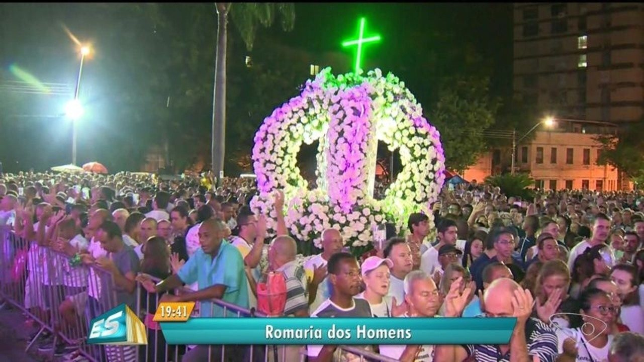 83ff4b689 Festa da Penha: Romaria dos Homens completa 60 anos; veja a programação -  G1 Espírito Santo - ESTV 2ª Edição - Catálogo de Vídeos