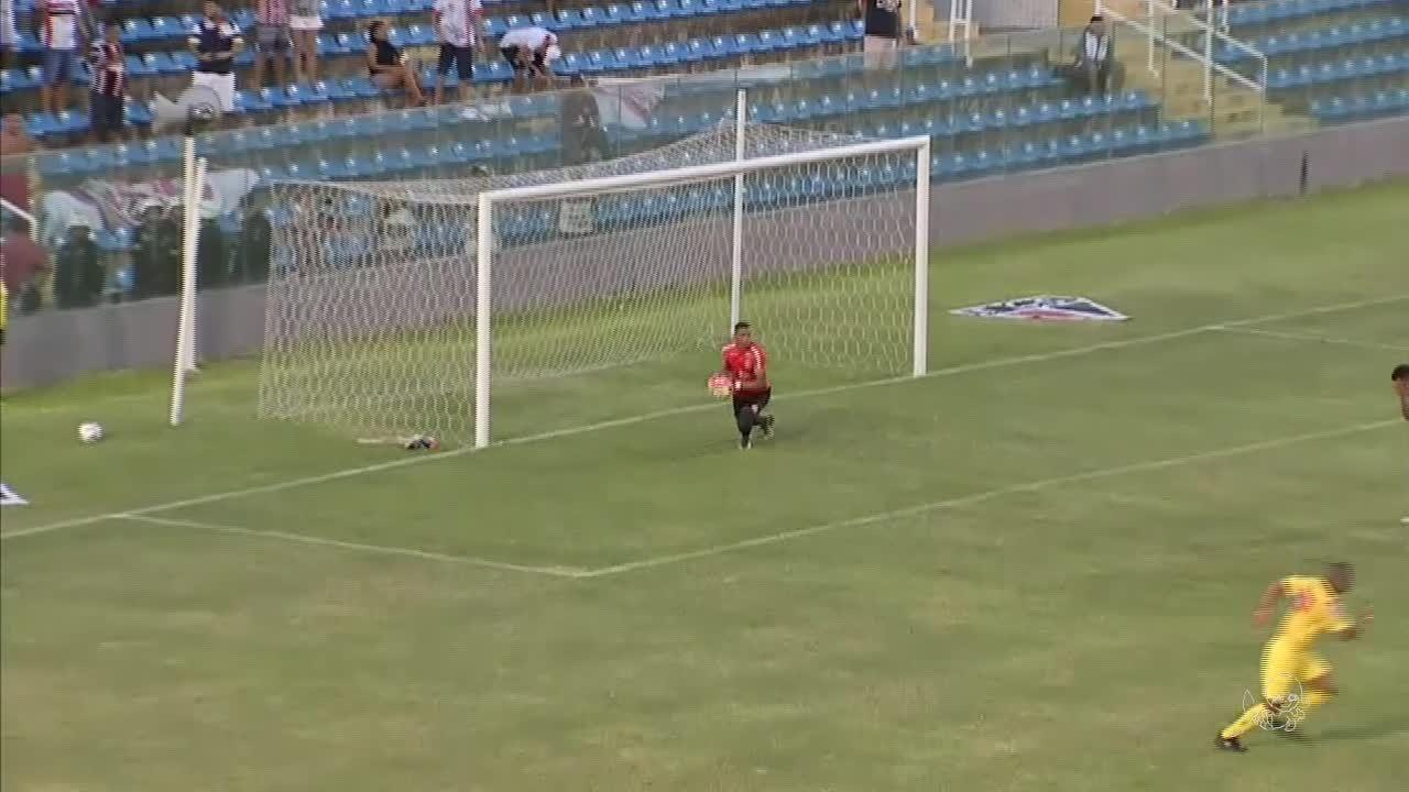 Ferroviário perde pênalti e fica no empate em casa  Ceará enfrenta o  Flamengo no domingo - G1 Ceará - CETV 2ª Edição - Catálogo de Vídeos e516903a7348c