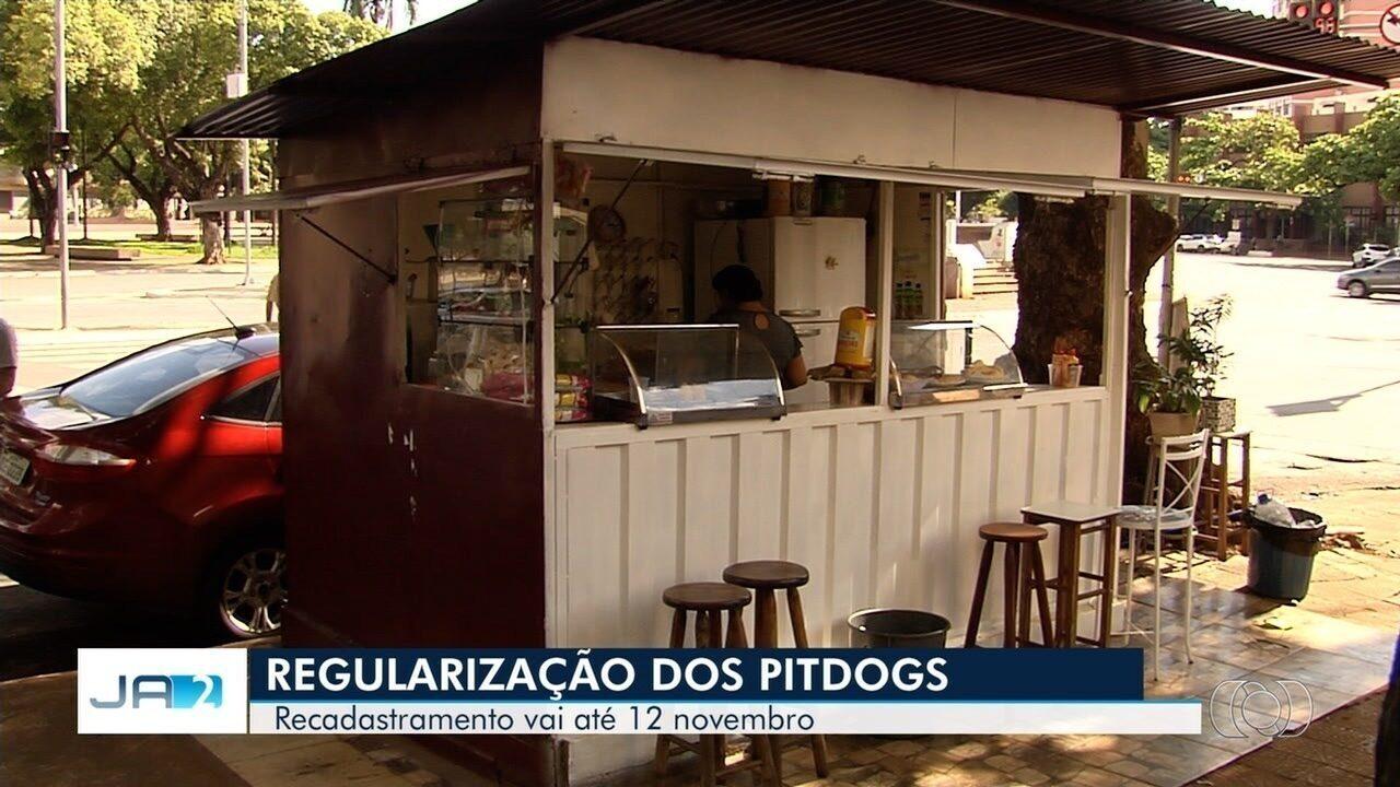 Prefeitura deve rever regulamentação de bancas e pit-dogs em Goiânia - G1  Goiás - JA 2ª Edição - Catálogo de Vídeos bd8cdd94eb