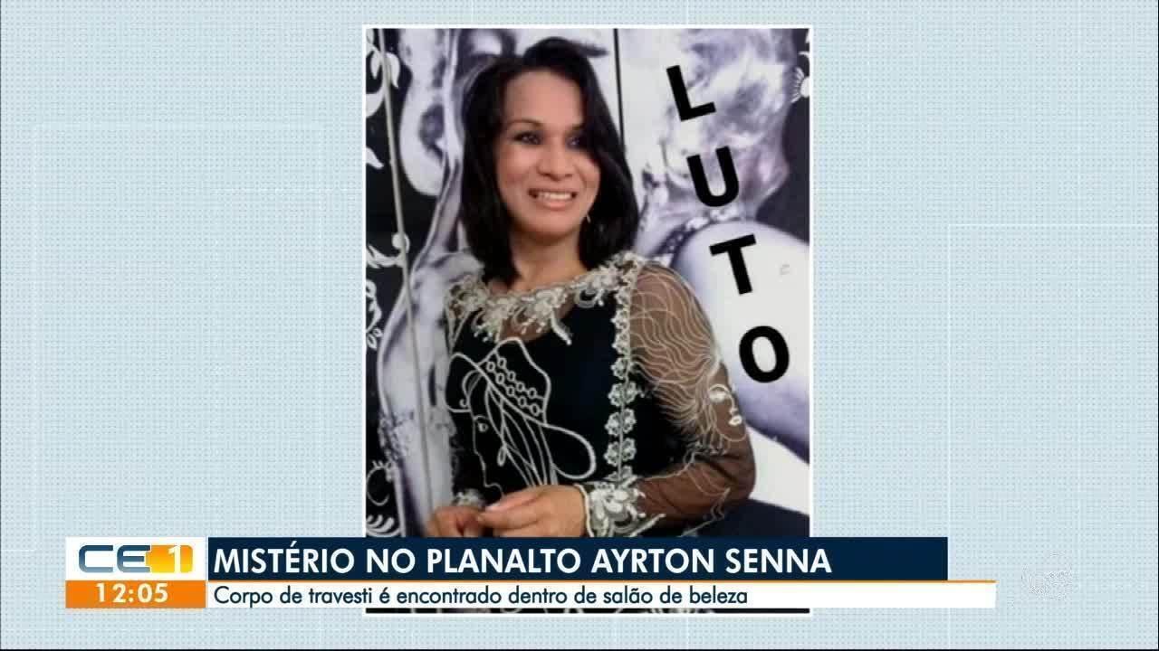 Travesti é assassinada com golpe de faca em Fortaleza - G1 Ceará - CETV 1ª  Edição - Catálogo de Vídeos 7dec374d21a2a