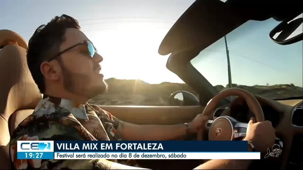 Villa Mix 2018 Reúne Grandes Nomes Da Música Em Fortaleza G1 Ceará