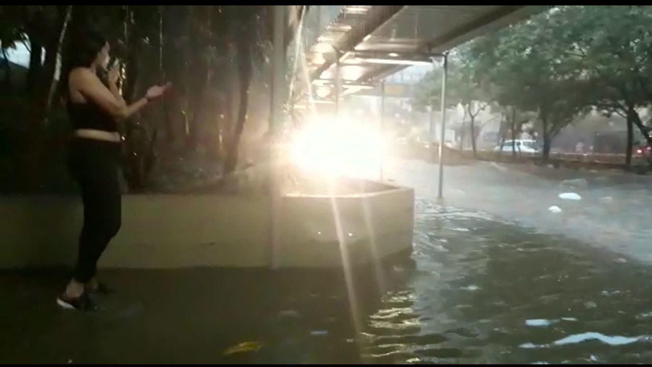 426e568ba Chuva forte deixa São Paulo em estado de atenção - GloboNews – Jornal  GloboNews - Catálogo de Vídeos