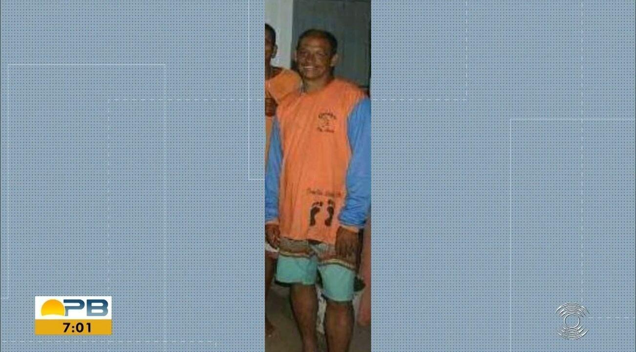 Resultado de imagem para homem é morto na frente do filho em Pitimbu, Pb