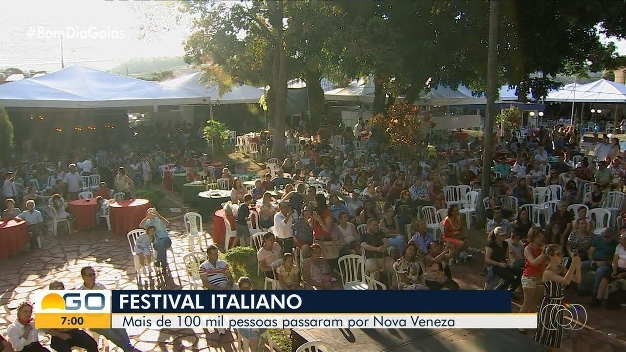 2fb06324a28ccd Festival Italiano reúne cerca de 120 mil pessoas em Nova Veneza