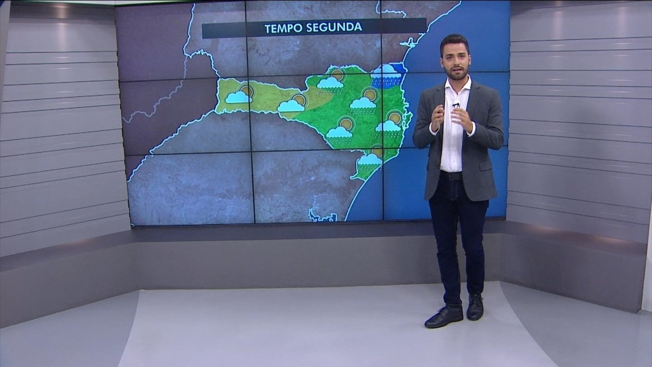 Confira a previsão do tempo para Santa Catarina - G1 Santa ...