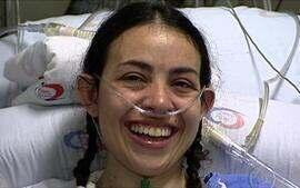 Kelly consegue transplante de pulmão