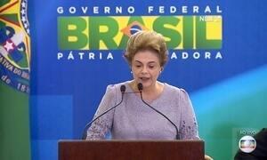 Dilma faz encontro com juristas pela legalidade em defesa da democracia