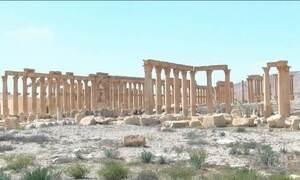 Exército sírio retoma controle de Palmira