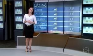 Previsão é de pouca chuva em Itabuna (BA)