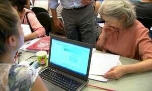 Contribuintes deixam entrega do Imposto de Renda para a última hora