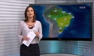 Tempo começa a mudar em todo o Brasil nesta sexta-feira (22)