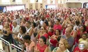 Dia de São Jorge reúne fiéis no Rio de Janeiro