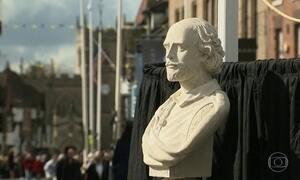 Homenagens marcaram os 400 anos da morte de Shakespeare