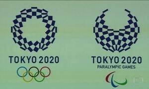 Japão apresenta novo logotipo dos Jogos Olímpicos de Tóquio, em 2020