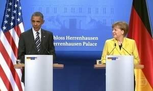 Obama diz que europeus precisam investir mais em segurança