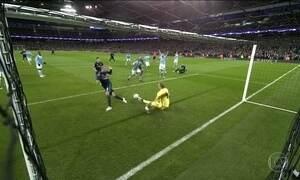 Manchester City e Real Madri ficam no 0 a 0 na partida de ida da semifinal da Liga