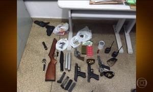 Polícia prende 14 suspeitos de integrar esquadrão da morte em Mato Grosso